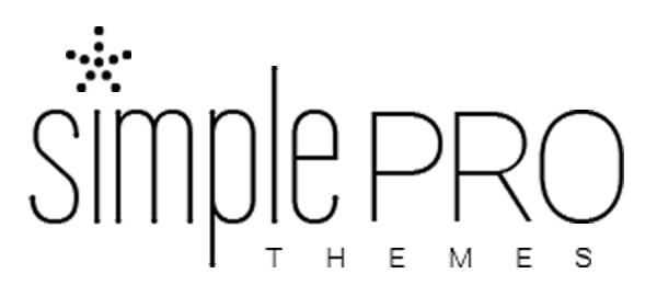 Simple Pro Themes for Genesis Framework